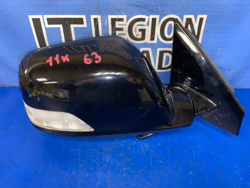 Зеркало Honda Cr-V RE4 K24A 2009 переднее правое