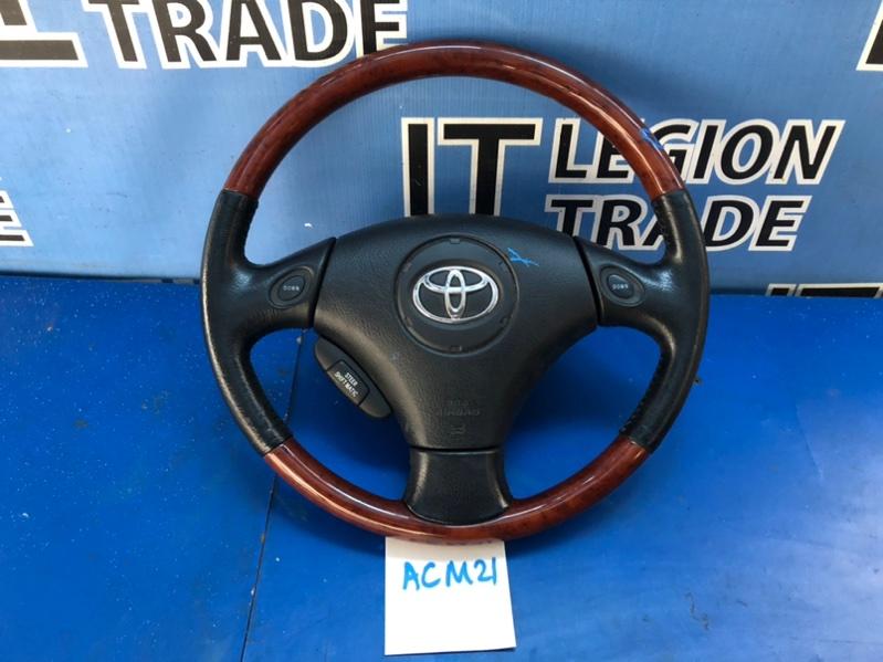 Руль Toyota Ipsum ACM21 2AZFE