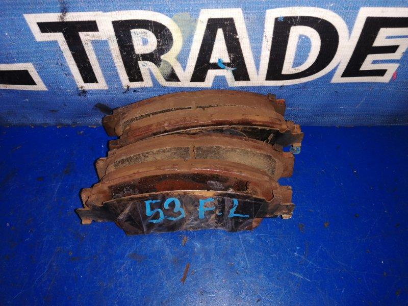 Тормозные колодки Toyota Caldina ST210 3SFE 12.1998 переднее