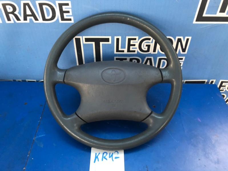 Руль Toyota Town Ace Noah KR42 7K 08.2002