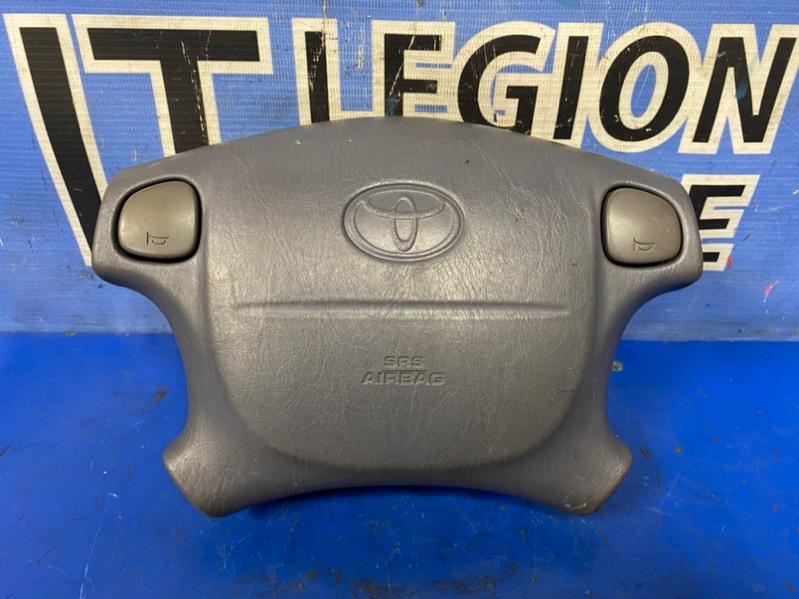 Airbag на руль Toyota Raum EXZ10 5EFE 05.1999