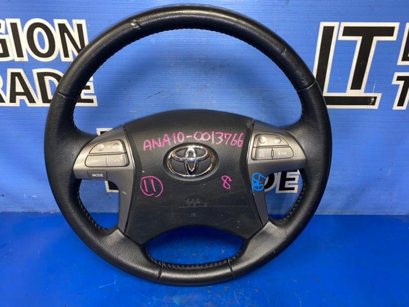 Руль Toyota Mark X Zio ANA10