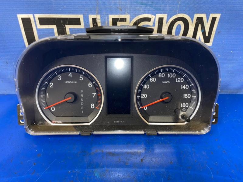 Спидометр Honda Cr-V RE4 K24A 2009