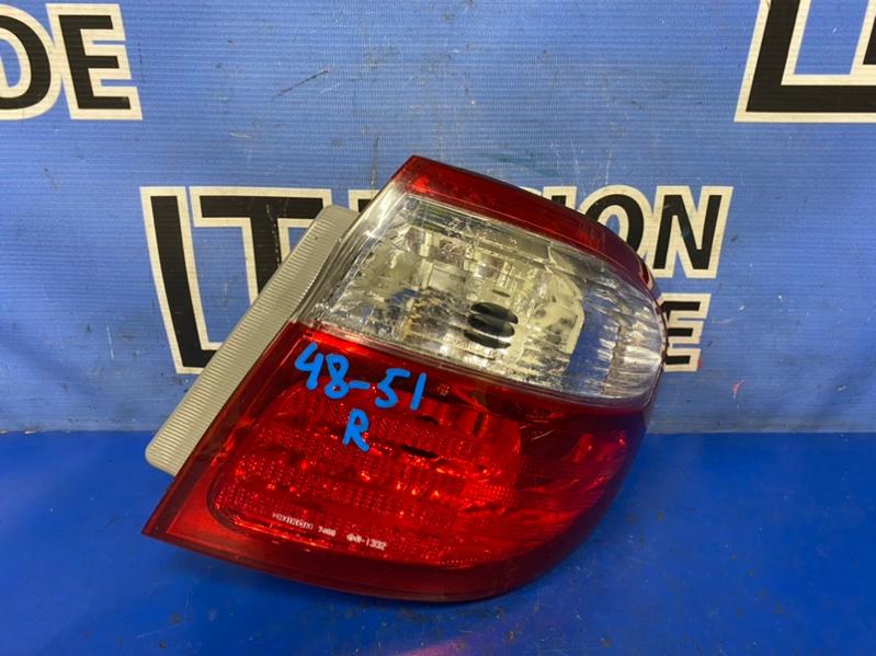 Стоп-сигнал Nissan Cefiro A33 VQ20DE задний правый