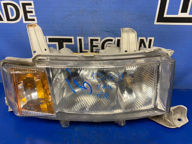 Фара Toyota Bb NCP31 1NZFE передняя правая
