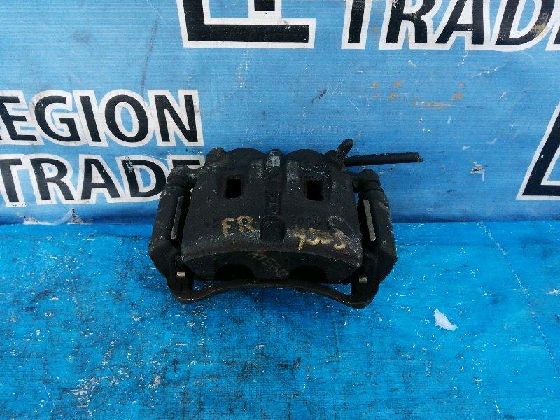 Тормозной суппорт Nissan Elgrand ATE50 ZD30DDTI передний правый