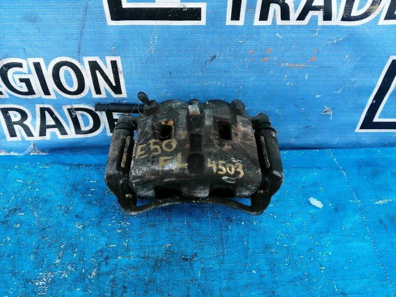 Тормозной суппорт Nissan Elgrand E50 ZD30DDTI передний левый