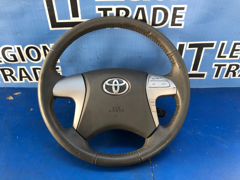 Руль Toyota Camry ACV40 2AZFE 09.2008