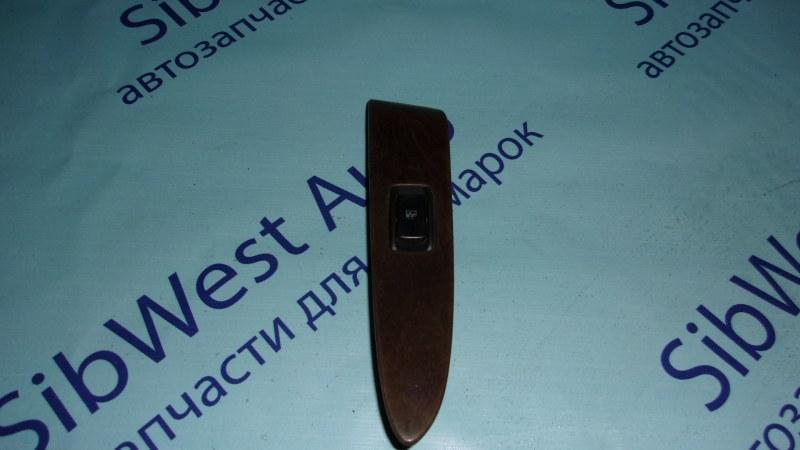 Кнопка стеклоподъемника Mitsubishi Sigma F15A задняя правая