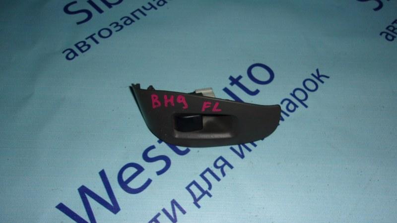 Кнопка стеклоподъемника Subaru Lancaster BH9 передняя левая