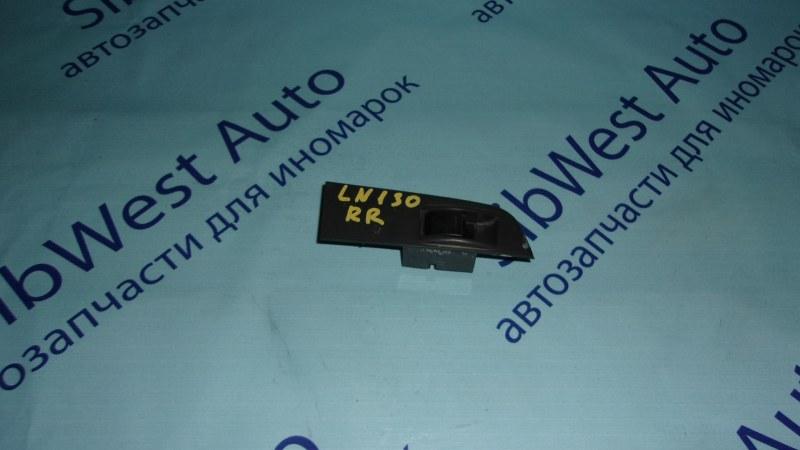 Кнопка стеклоподъемника Toyota Surf LN130 задняя правая