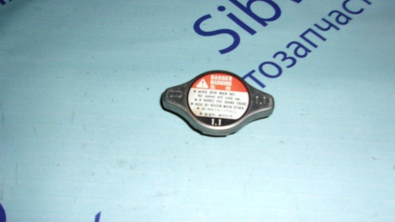 Крышка радиатора Toyota Corolla NZE121 1NZFE