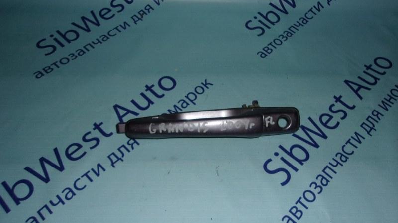 Ручка двери внешняя Mitsubishi Grandis NA4W передняя левая