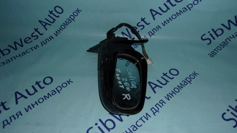 Зеркало Toyota Celica ST200 правое
