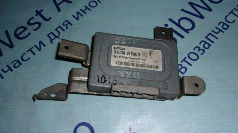 Блок управления акпп Nissan Ad Y11 QG13