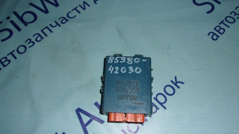 Электронный блок Toyota Rav4 SXA10