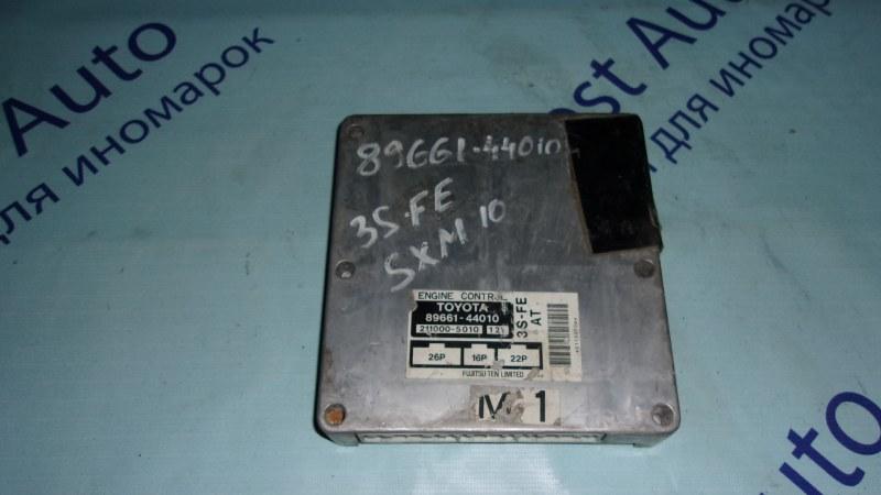 Блок управления efi Toyota Ipsum SXM10 3SFE