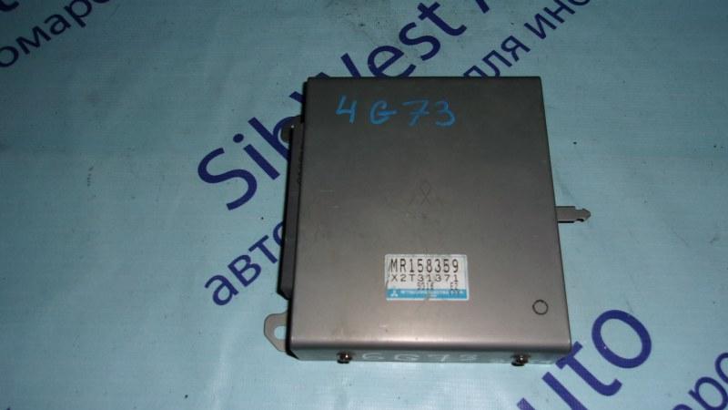 Блок управления efi Mitsubishi Diamante F36A 6G72