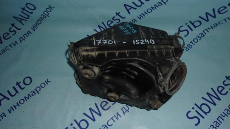 Корпус воздушного фильтра Toyota Carib AE95 4AFE