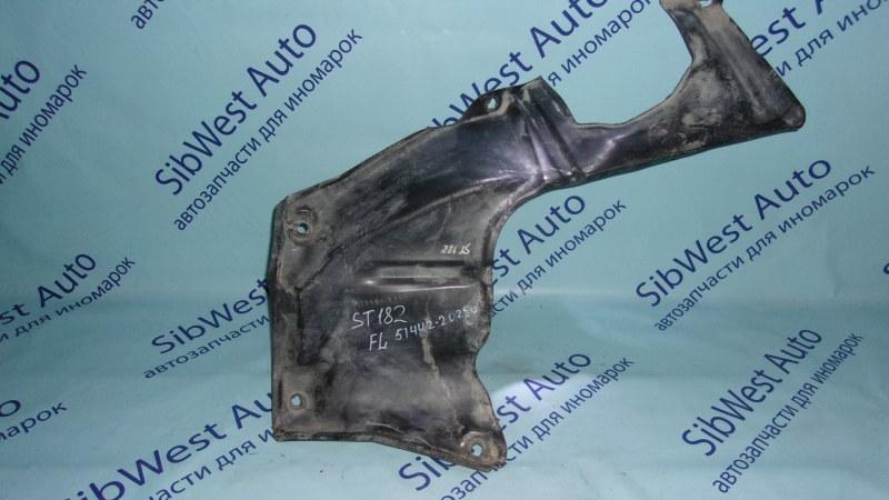 Защита двигателя Toyota Carina Ed ST182 3SFE левая