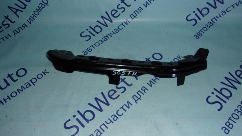 Жесткость бампера Subaru Forester SG5 передний правый
