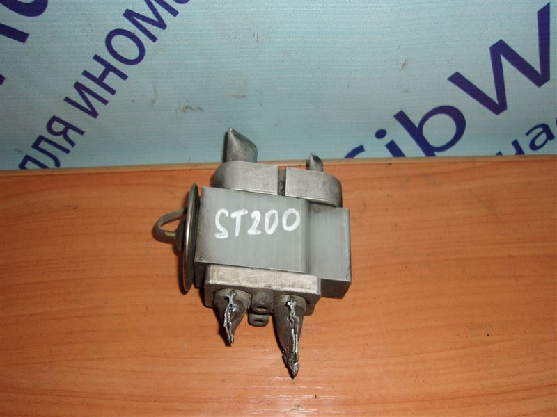 Клапан кондиционера Toyota Corona Exiv ST200