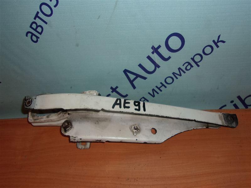 Жесткость подкапотного замка Toyota Sprinter AE91