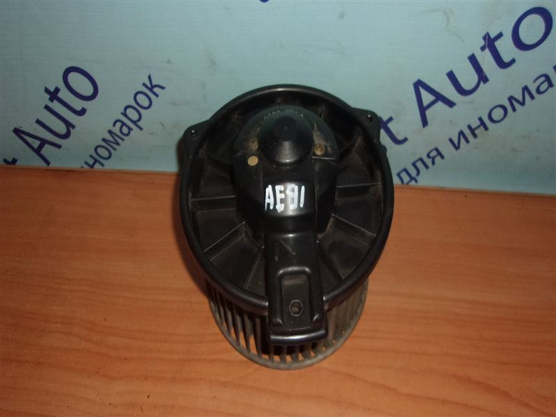 Мотор печки Toyota Corolla AE91