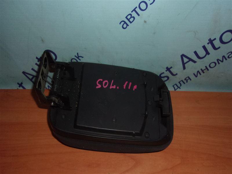 Бардачок между сиденьями Hyundai Solaris RB G4FA 2011