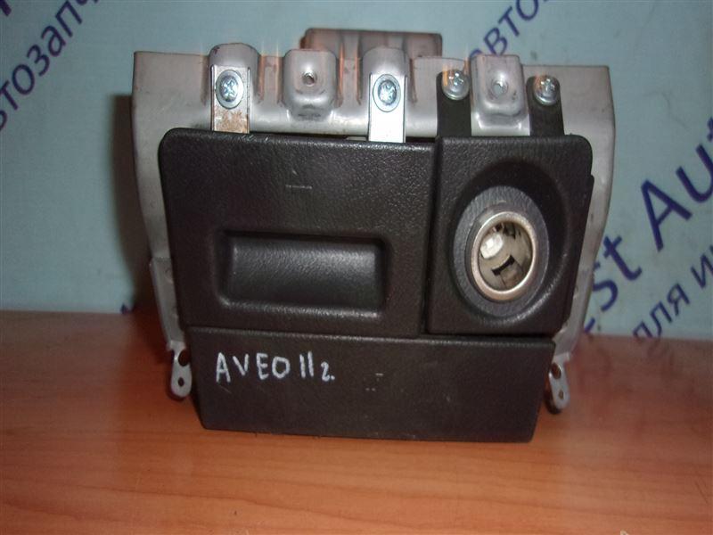 Подстаканник Chevrolet Aveo T250 F14D4 03.01.2011