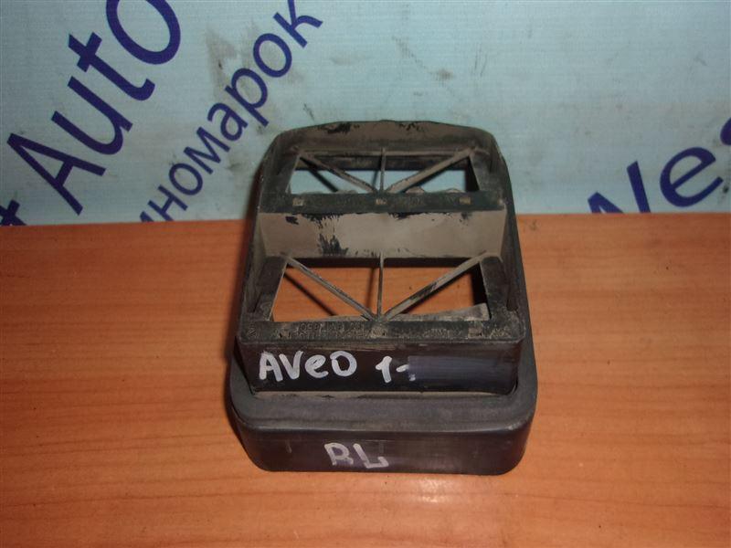 Клапан вентиляции крыла Chevrolet Aveo T250 F14D4 03.01.2011 задний левый