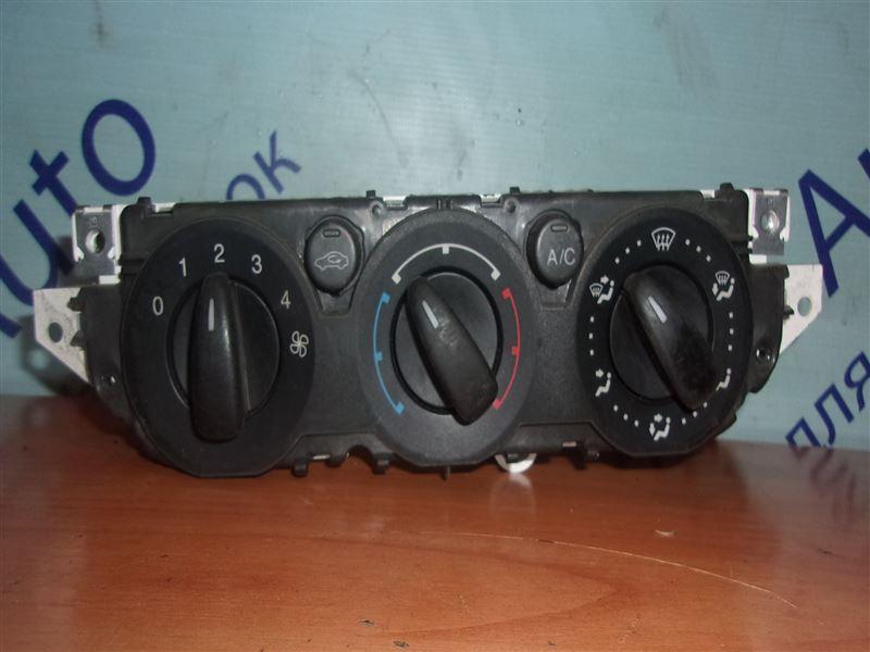 Блок управления климат-контролем Ford Focus 2 CB4 (MK2) QQDB 07.2007