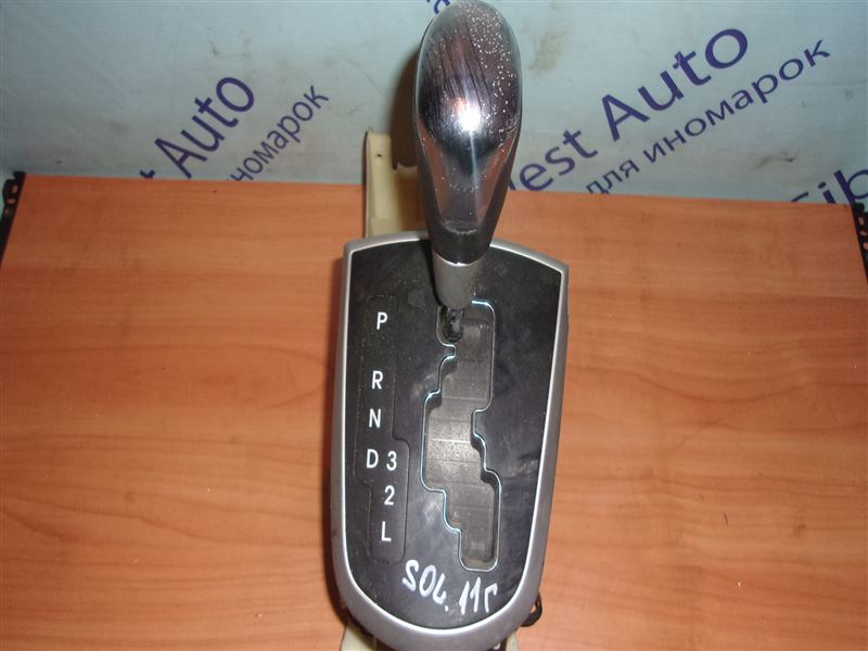 Рычаг переключения кпп Hyundai Solaris RB G4FA 2011