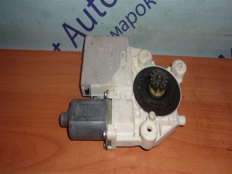 Стеклоподъемник Ford Focus 2 CB4 (MK2) QQDB 07.2007 передний левый