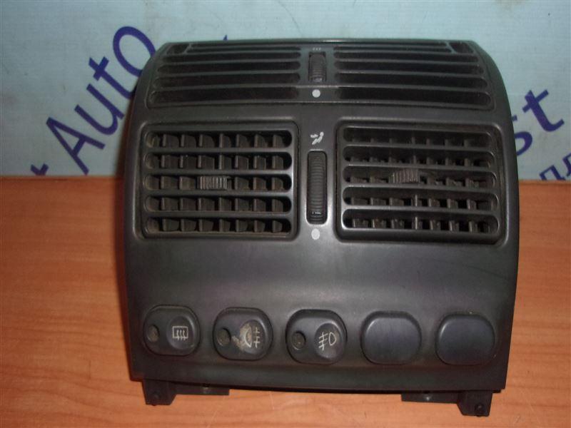 Кнопка туманки Fiat Punto 176 176A9.000 (1.6Л) 1993-1997