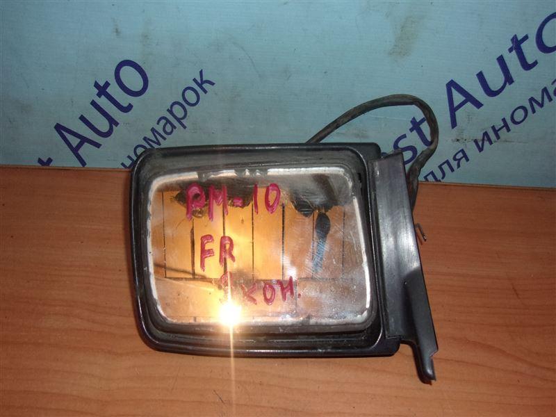 Зеркало Nissan Prairie PM10 CA18S 1988 переднее правое