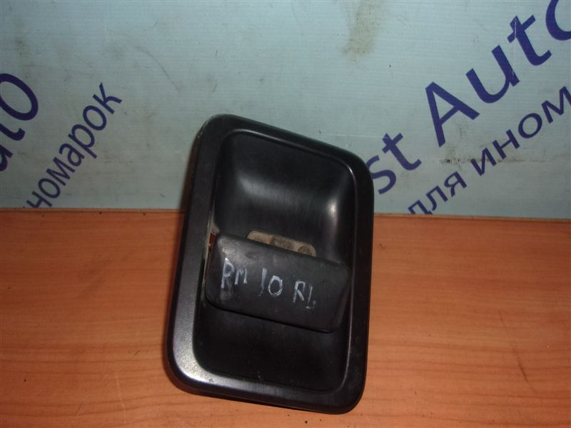 Ручка двери внешняя Nissan Prairie PM10 CA18S 1988 задняя левая