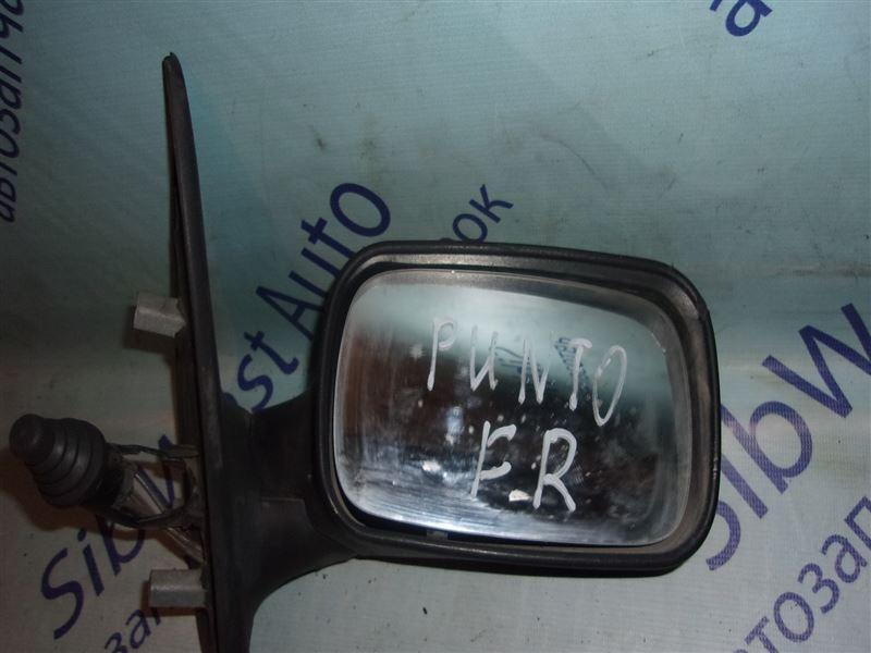 Зеркало Fiat Punto 176 176A9.000 (1.6Л) 1993-1997 переднее правое