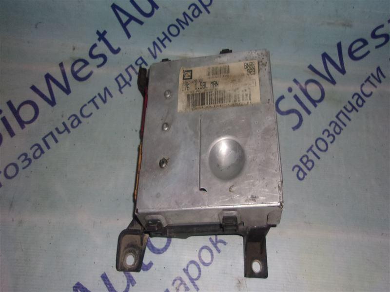 Блок управления efi Fiat Punto 176 176A9.000 (1.6Л) 1993-1997