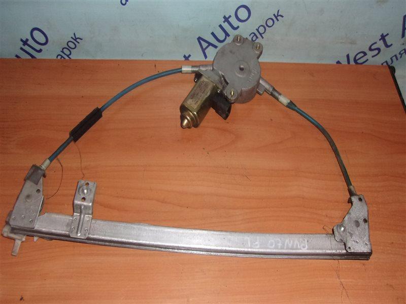 Стеклоподъемник Fiat Punto 176 176A9.000 (1.6Л) 1993-1997 передний левый