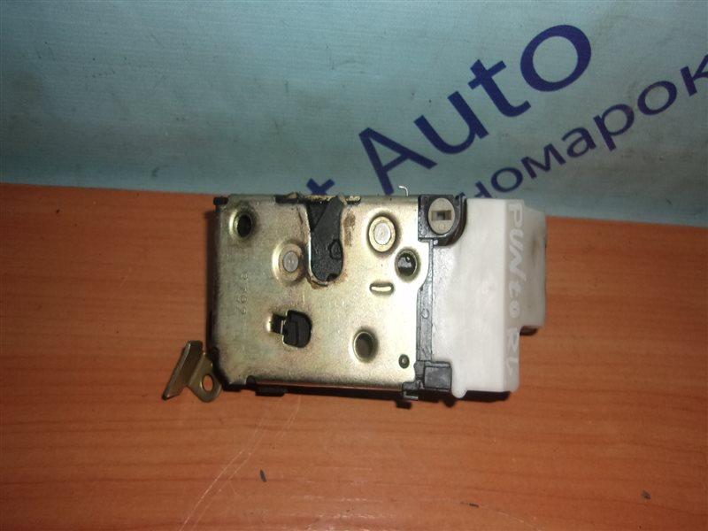 Замок двери Fiat Punto 176 176A9.000 (1.6Л) 1993-1997 задний левый