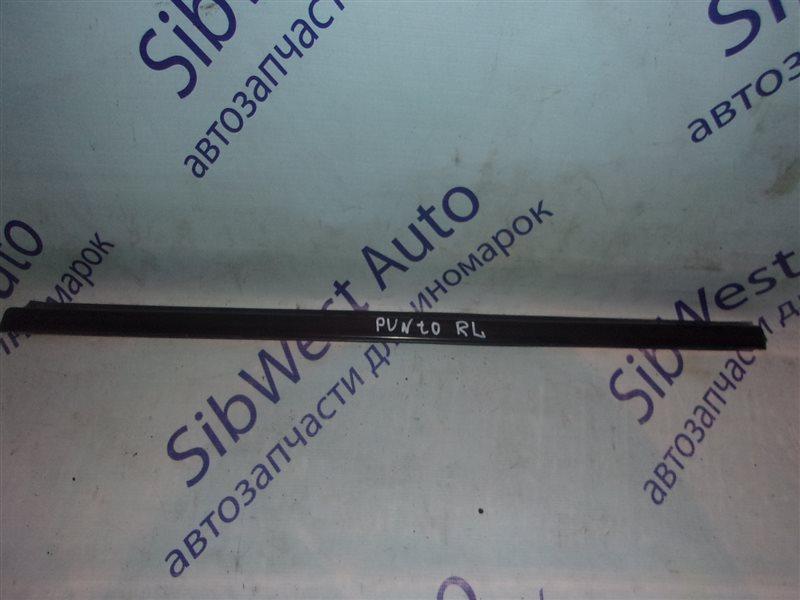 Молдинг на дверь Fiat Punto 176 176A9.000 (1.6Л) 1993-1997 задний левый верхний