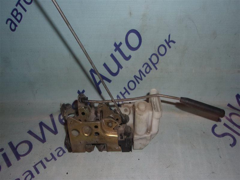 Замок двери Fiat Punto 176 176A9.000 (1.6Л) 1993-1997 передний левый