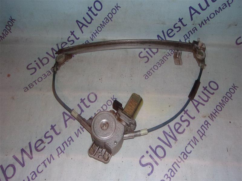 Стеклоподъемник Fiat Punto 176 176A9.000 (1.6Л) 1993-1997 передний правый