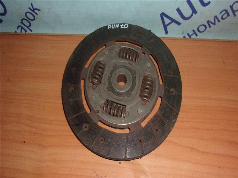 Диск сцепления Fiat Punto 176 176A9.000 (1.6Л) 1993-1997
