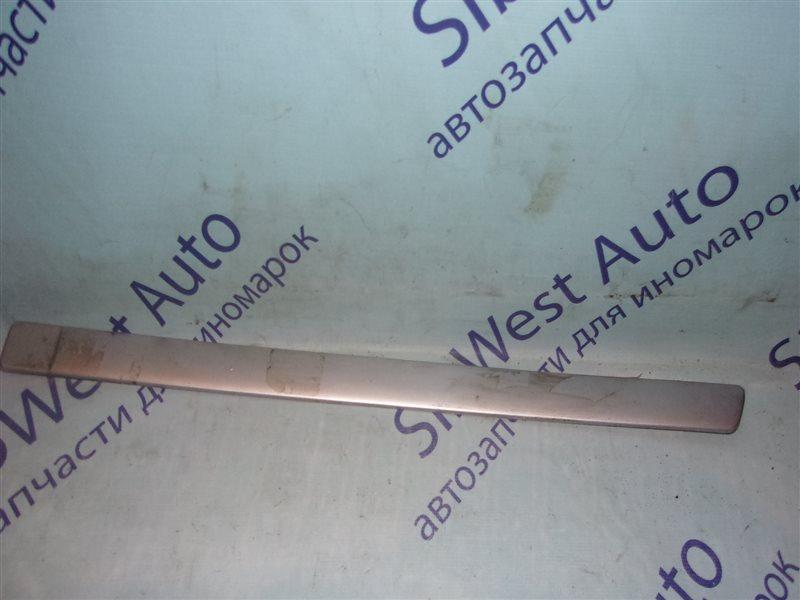 Молдинг на дверь Ford Focus 2 CB4 (MK2) QQDB 07.2007 задний левый