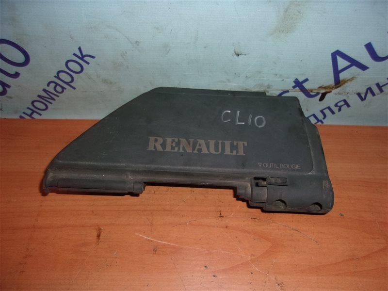 Декоративная крышка двс Renault Clio Ii BB0A D7F720 1998