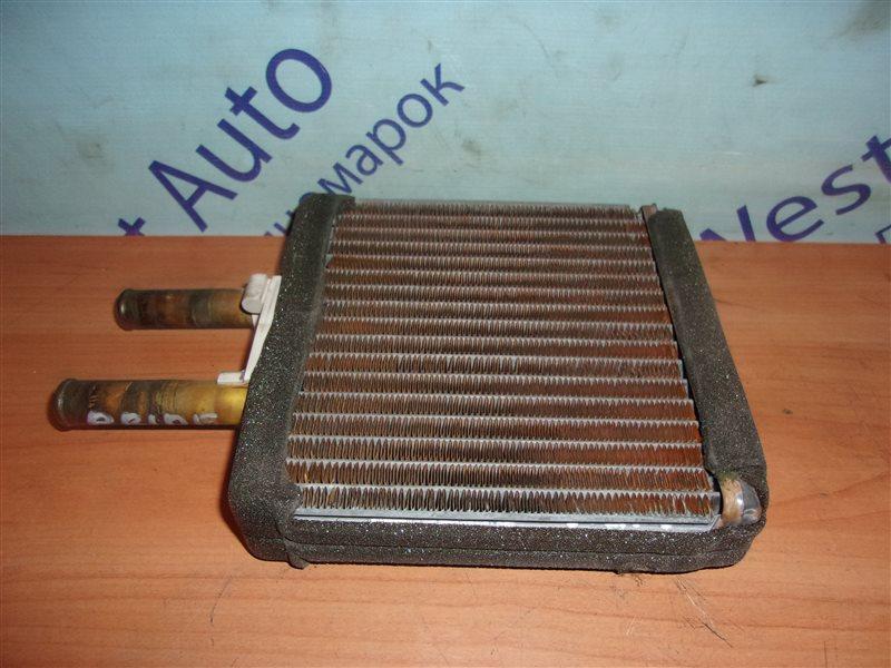 Радиатор печки Kia Pride K12T B3 01.06.1999