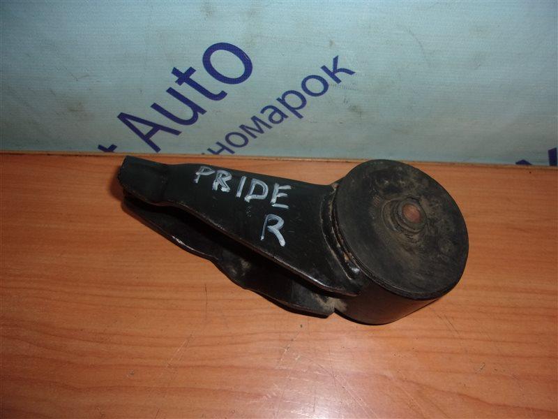Подушка двигателя Kia Pride K12T B3 01.06.1999 правая верхняя