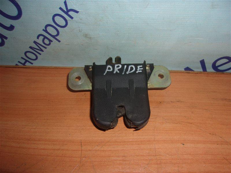 Замок багажника Kia Pride K12T B3 01.06.1999